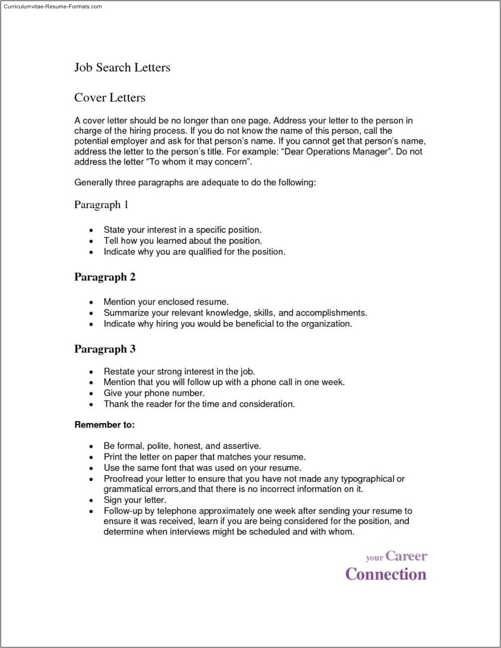 1 Page Resume Template Word 1 Page Resume Template Word Free Samples Examples
