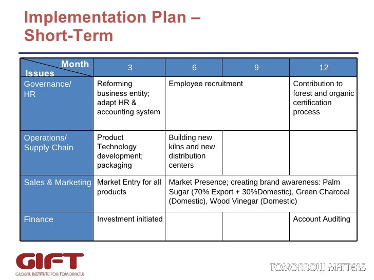 12 Month Business Plan Template 12 Month Business Plan Business form Templates