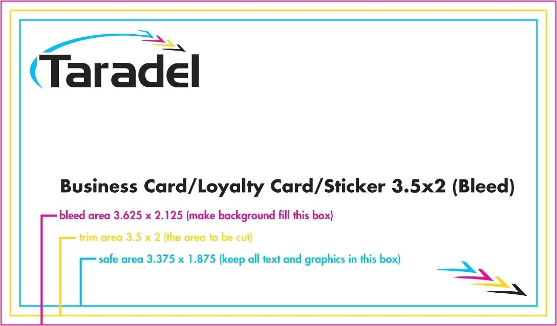2 x 3 1 2 business card template