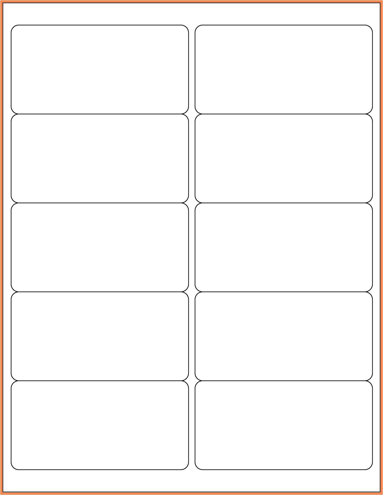 2x4 label template pdf