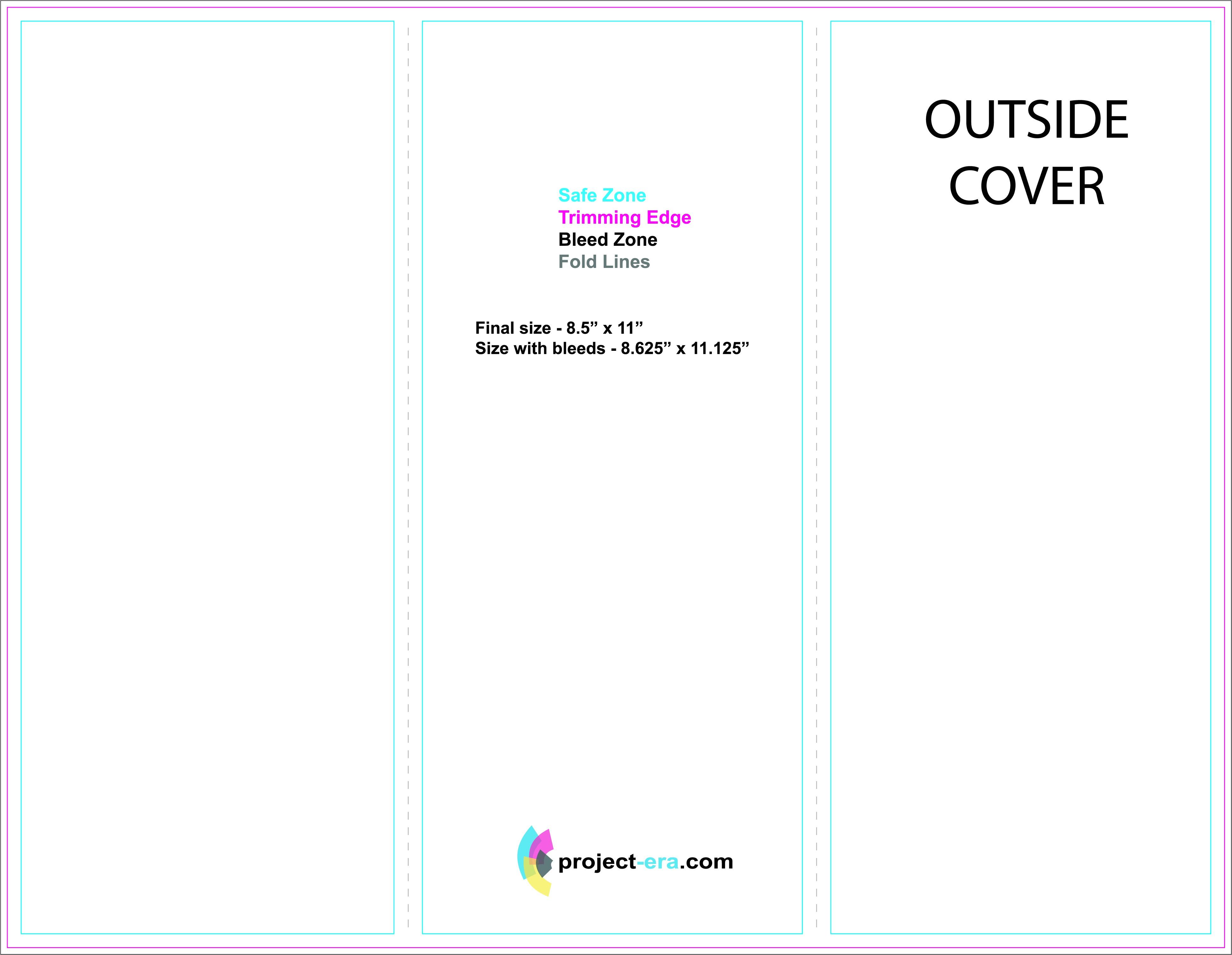 post 8 5 x 14 brochure template 22365