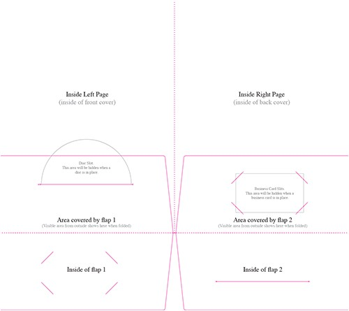 pocket folder templates