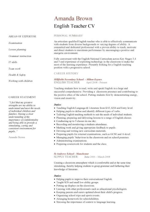 academic cv template 275