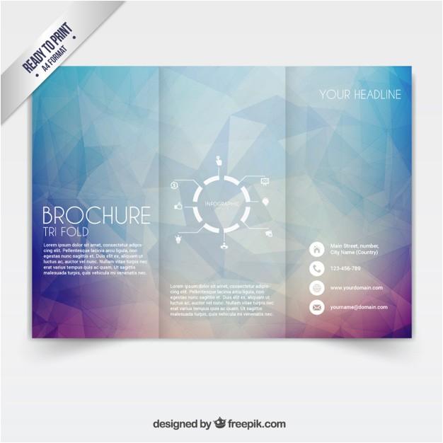 affinity designer brochure templates