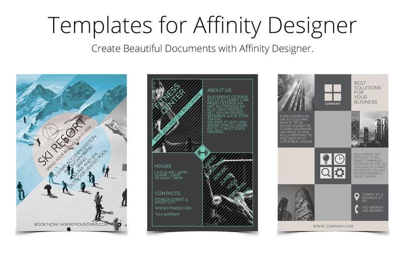app templates for affinity designer xpbdadxn
