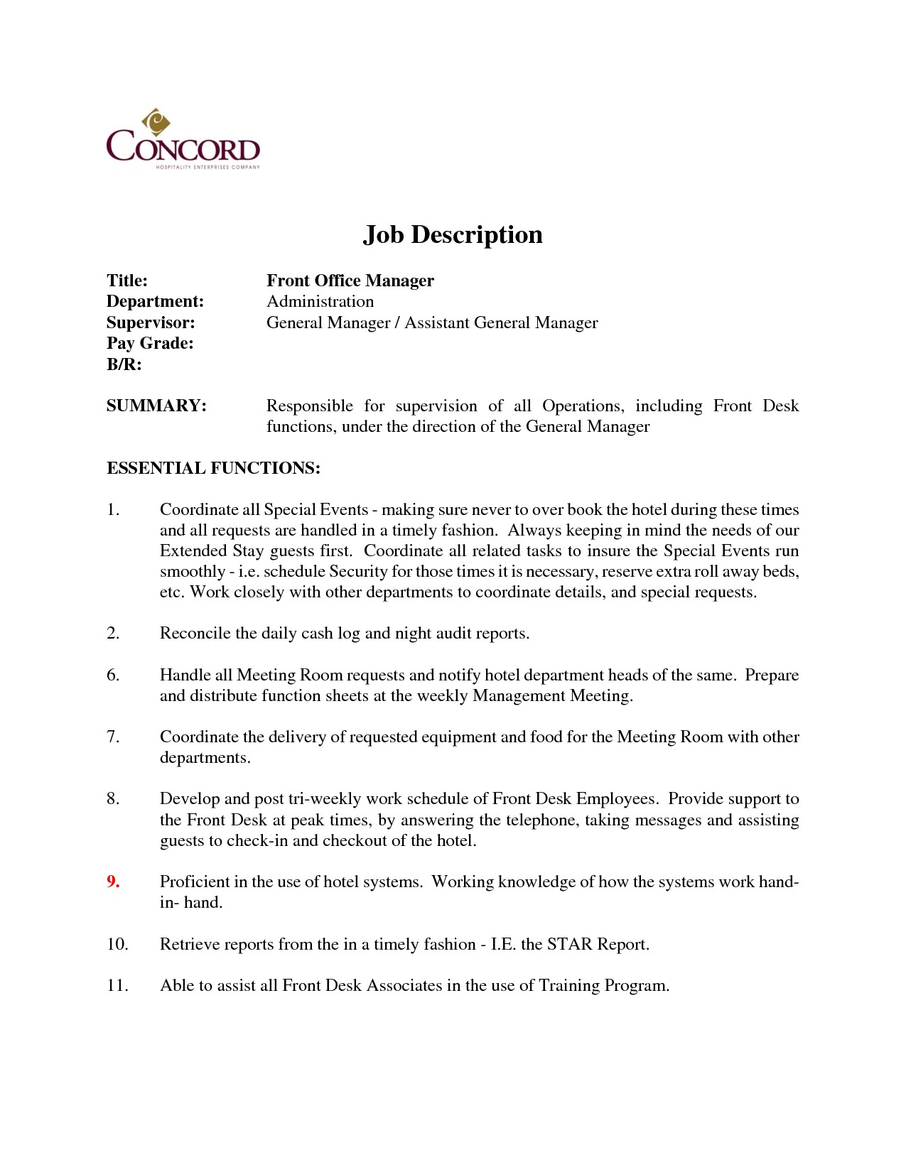 Assistant Front Office Manager Resume Sample Dental Office Manager Resume Cover Letter