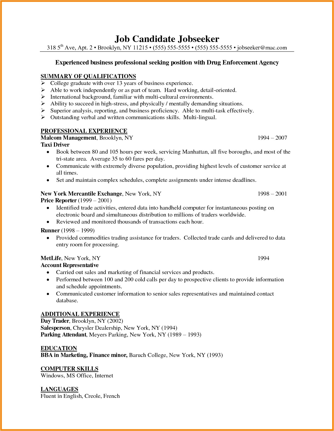 associates degree on resume experience pictures 5 sample cashier resumes we found 70 in associate gallery