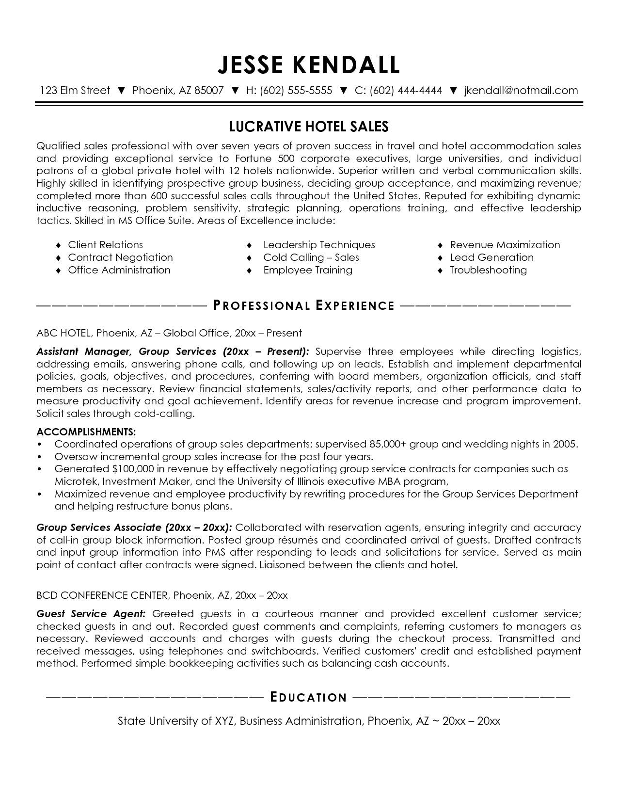 australian format resume samples
