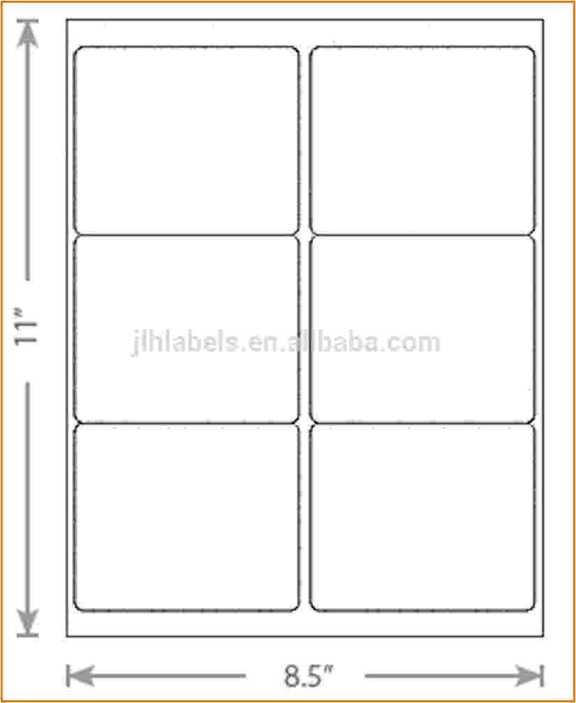 4 avery 5164 template