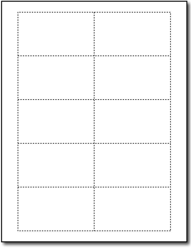 Avery 3379 Blank Template Avery Note Card Template Template Ideas