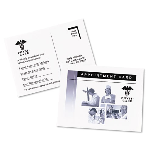 photo quality glossy postcards for inkjet printers