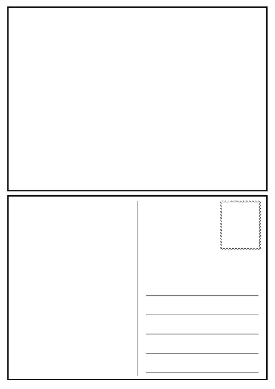 Avery 4×6 Label Template Avery Postcard Template 8386