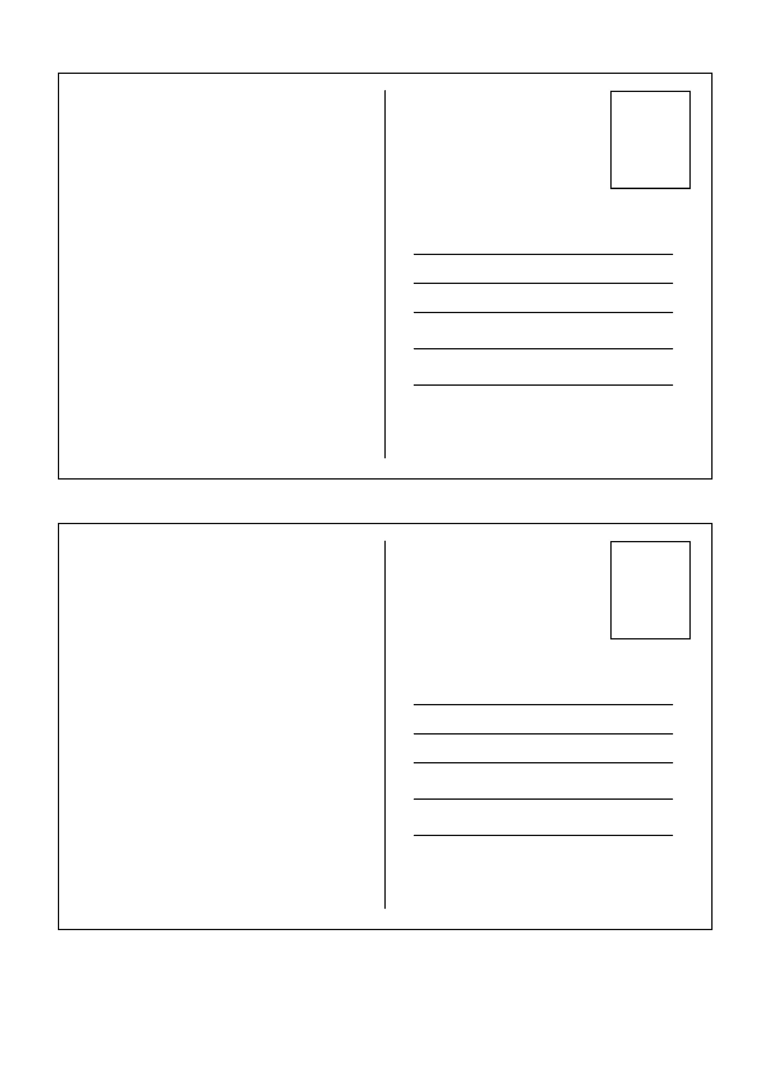 Avery 4×6 Label Template Exclusive Gallery Of Avery 4×6 Postcard Template
