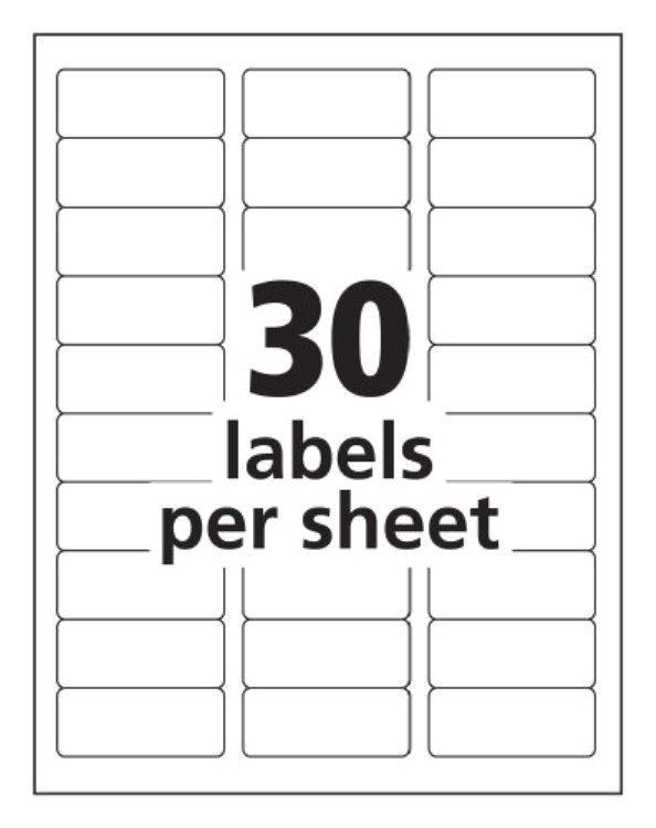 Avery 5160 Label Template Excel Avery Templates 5160 Tryprodermagenix org
