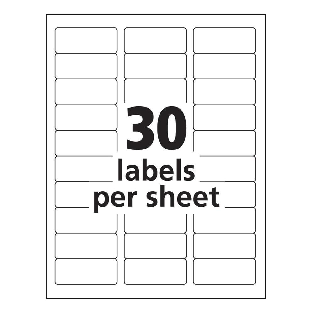 Avery 5961 Label Template Wonderful Laser Label Templates Ideas Resume Ideas