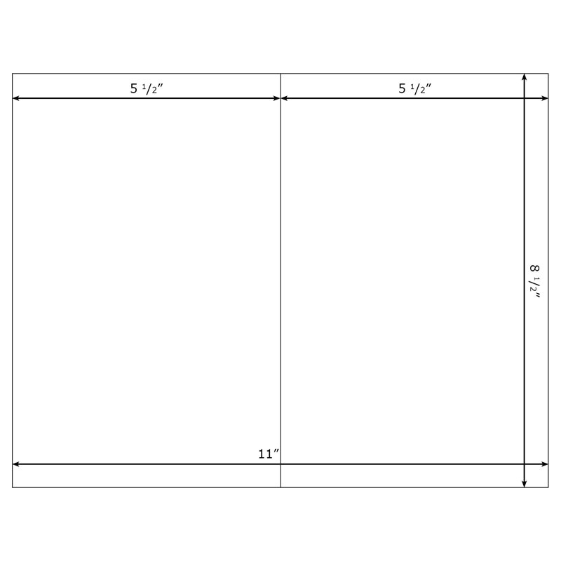 free note card template