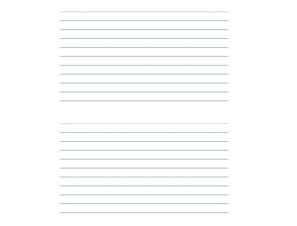 index card template 4 free