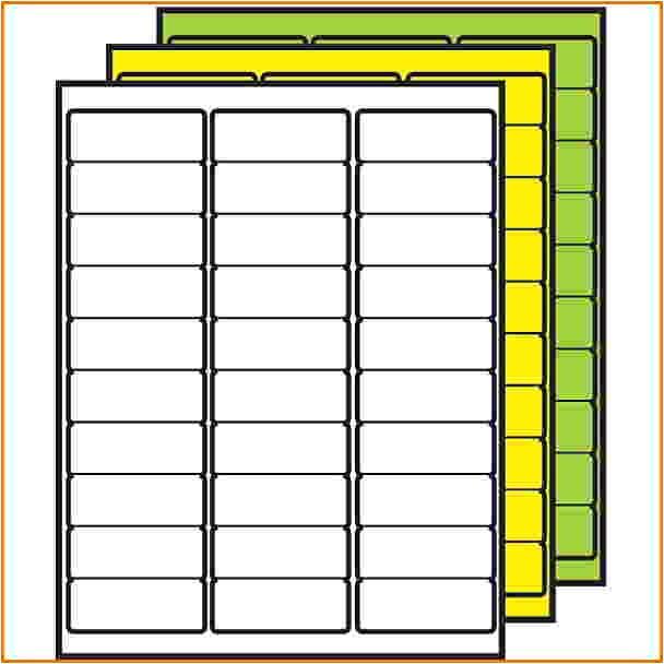 Avery Address Label Template 5260 7 5160 Template Divorce Document