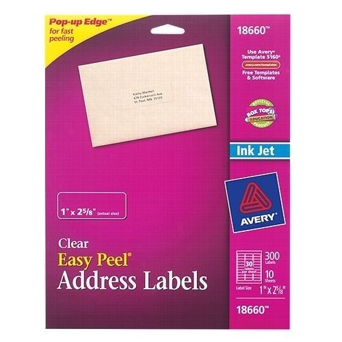 Avery Address Labels Template 18660 Avery Labels 8460 Template Template Time Table Chart