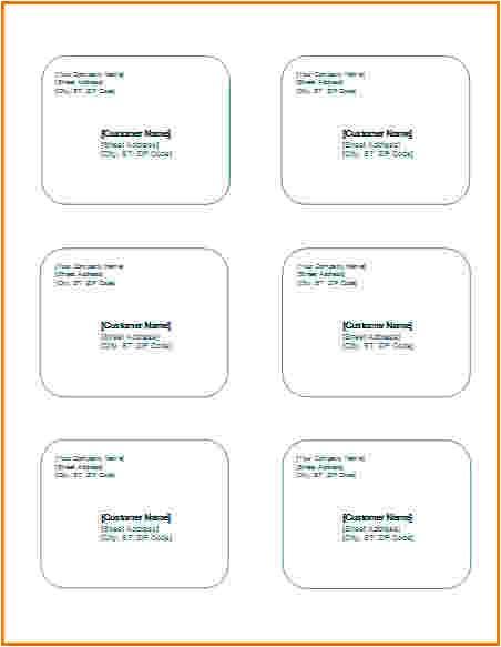 Avery Address Labels Template 5260 Avery 5260 Blank Template Mac