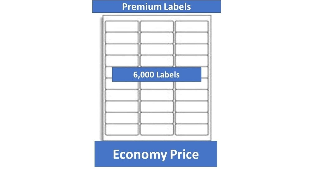 avery 5260 label template