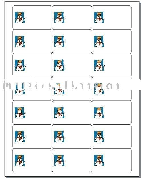 avery address label template 8160
