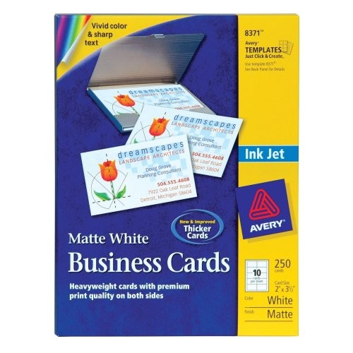 avery note cards 4 25 x 5 5 inches matte white box of 60 08315 1736