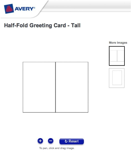 Avery Card Templates Half Fold Minecraft Party Ideas Holidappy