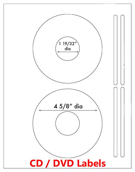 Avery Cd Dvd Label Templates 200 Laser and Ink Jet Labels Cd Dvd Laser 100 Sheets Same