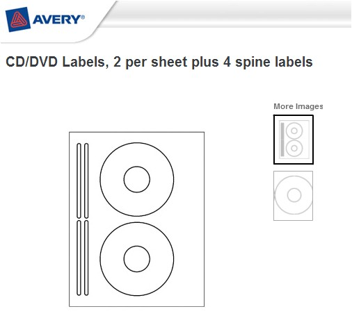 Avery Cd Label Template 5931 Avery Template 5931 Photoshop