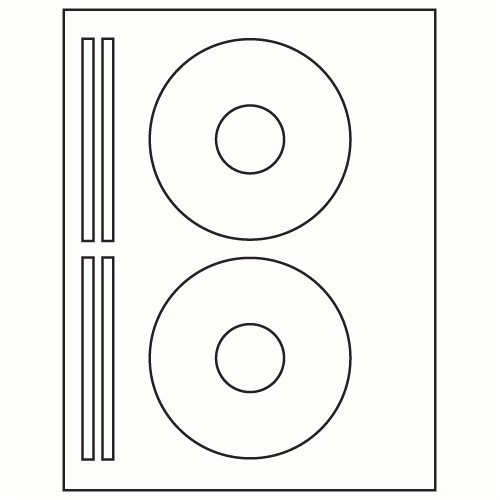 avery cd label template