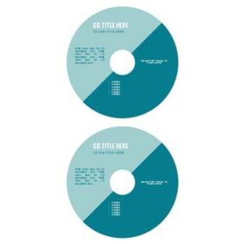 Avery Cd Label Template 8691