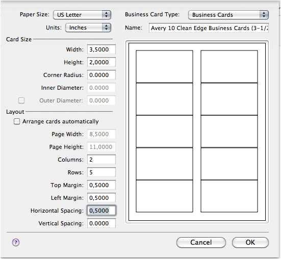 Avery Com Templates 8859 Download Avery Business Cards Templates Adktrigirl Com