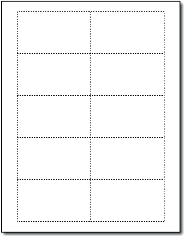Avery Computer Labels 4013 Template Avery 5444 Template Avery Template 5444 Choice Image
