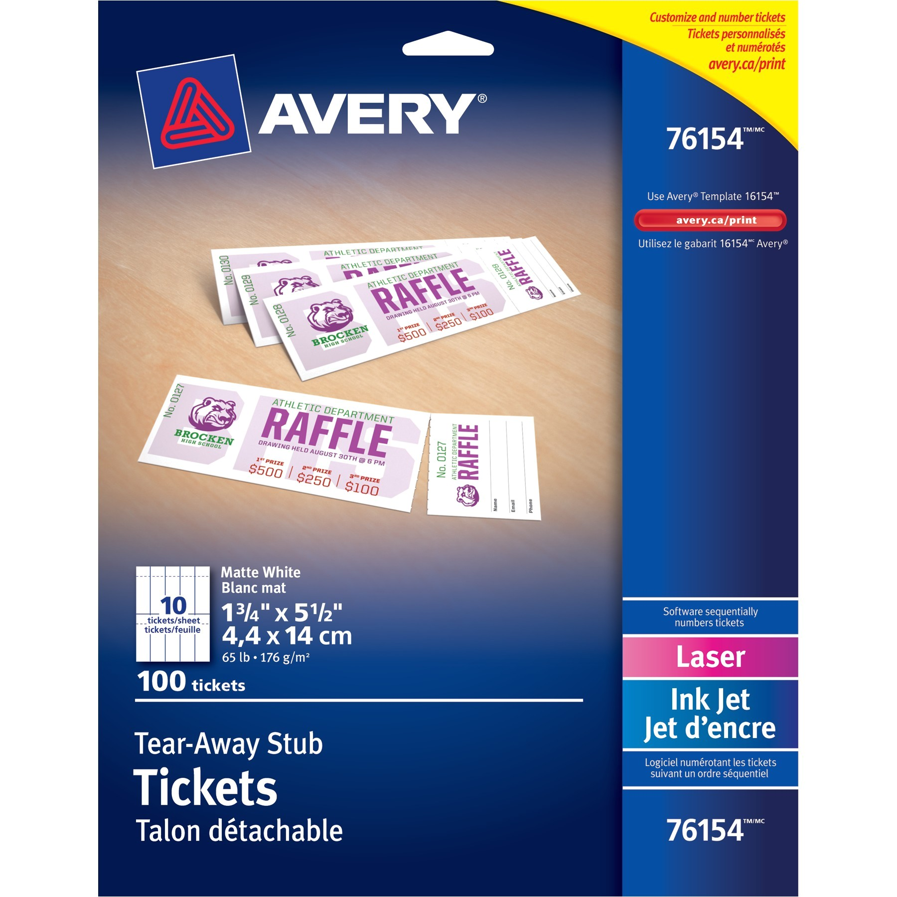 post avery printable event tickets 423078