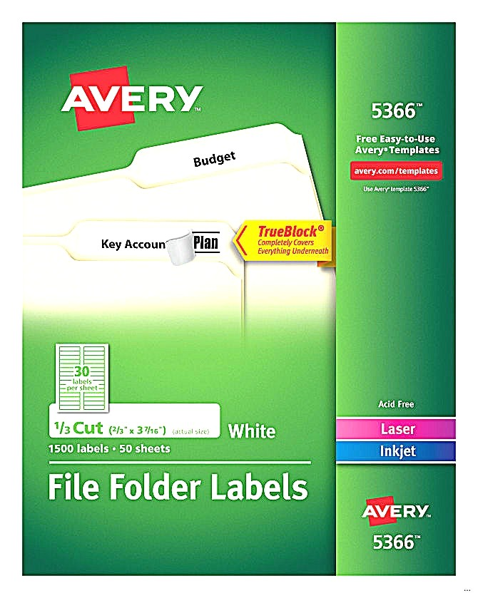 avery template 5266 free download