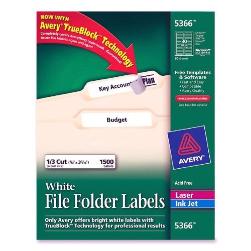 filing label ave5366 2171327 prd1
