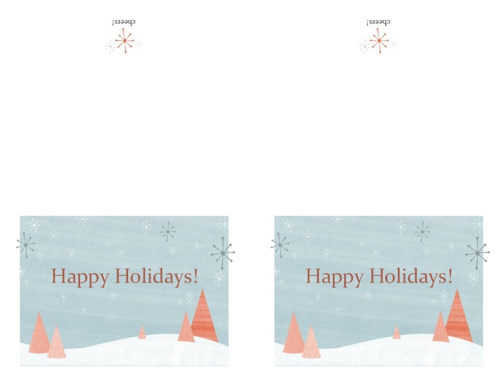 avery greeting card templates