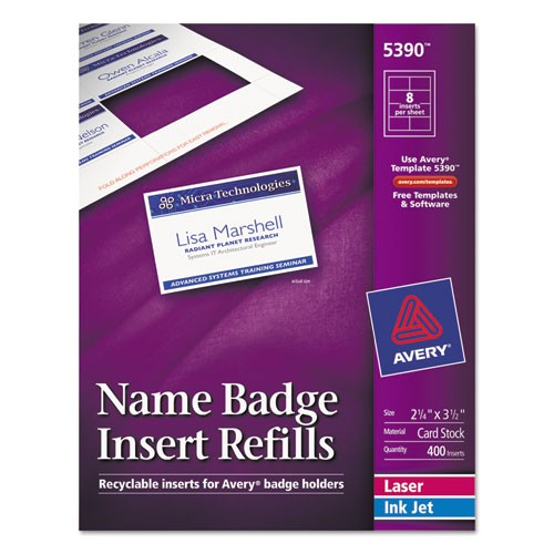 Avery Hanging Name Badges 74459 Template Bettymills Avery Name Badge Inserts Avery Ave5390