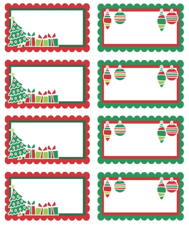 post free printable label templates avery 132230