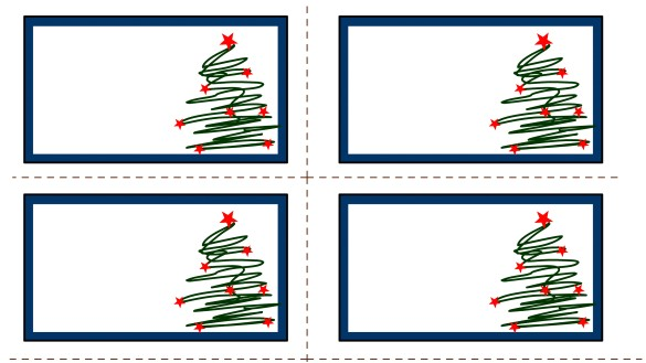 avery christmas label templates