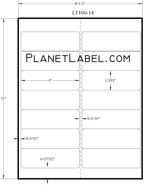 avery label template avant garde imagine 14 per page kamos sticker