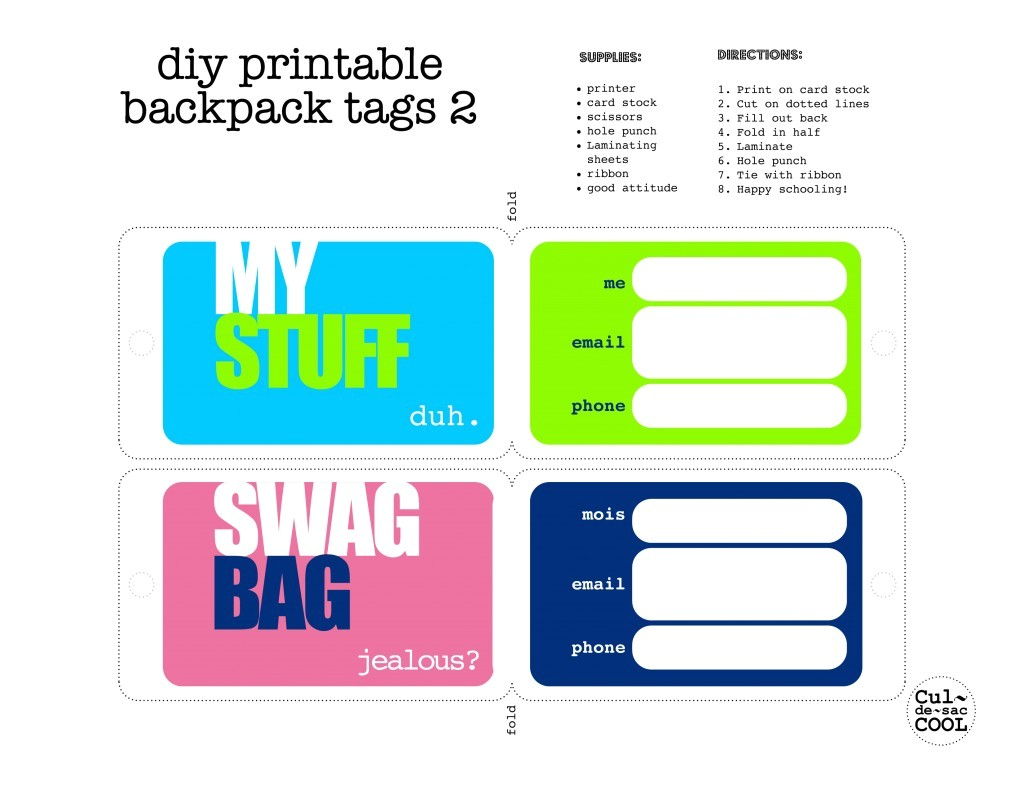 Avery Luggage Tag Template 7 Best Images Of Avery Printable Luggage Tags Free