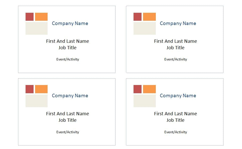Avery Name Plate Template Avery 5395 Template Word Free Download Elsevier social