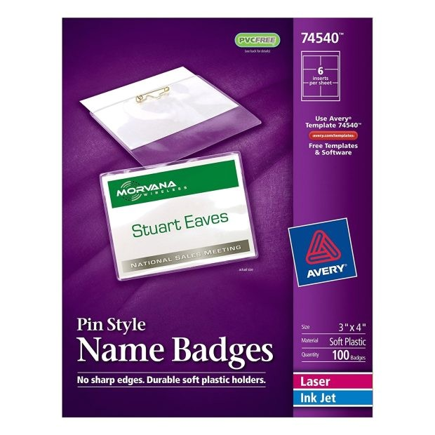 avery name badge template lbi43 border photo diverting