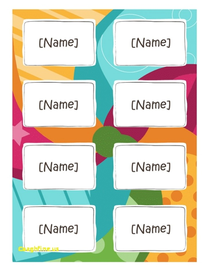 avery name tag template 74461