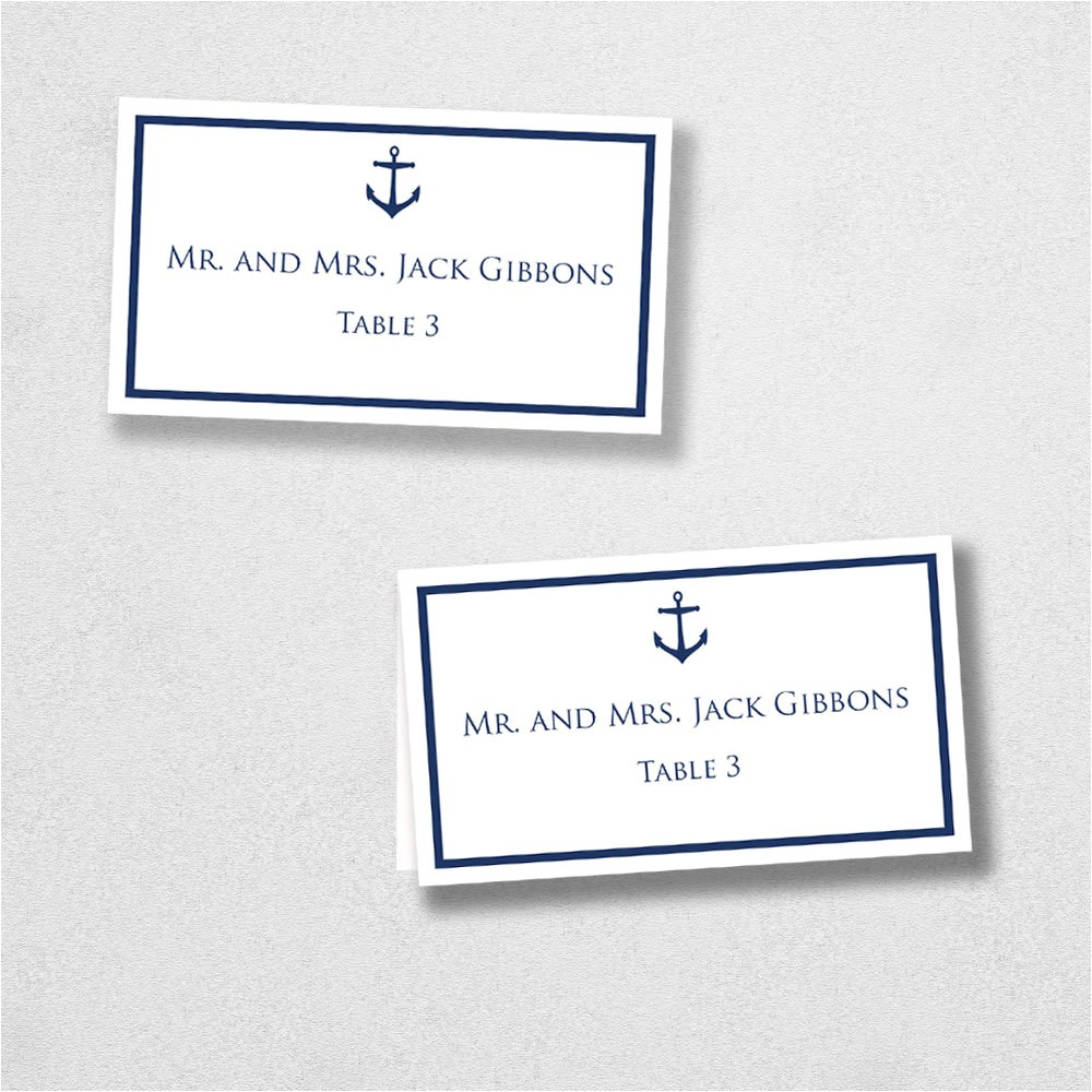 avery place card template anchor instant