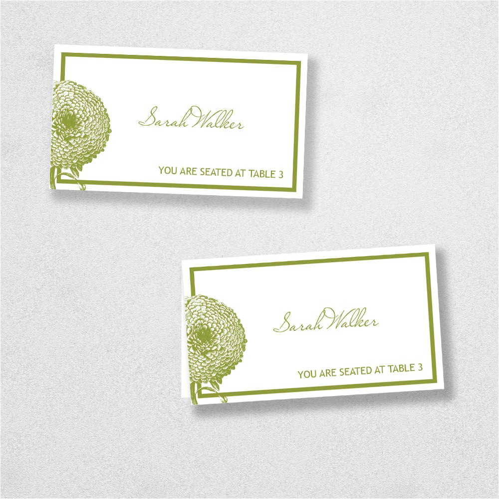 avery place card template instant