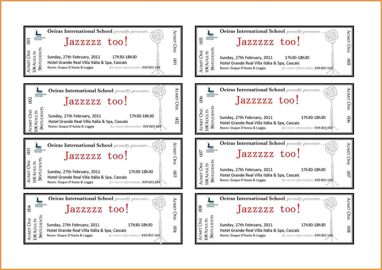 Avery Printable Tickets Template Avery Business Card Template 8871 Viplinkek Info Blank