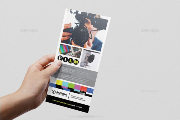 rack card templates